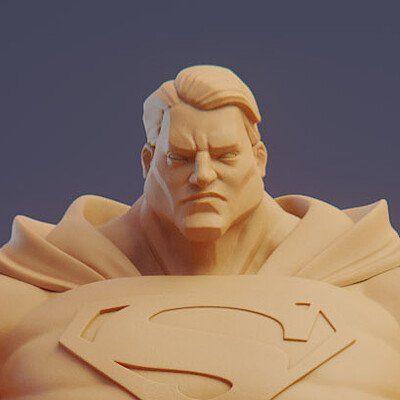 kjartan-tysdal-buff-superman-clay-01b
